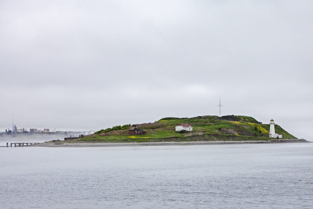 Georges Island National Historic Site Halifax Harbour